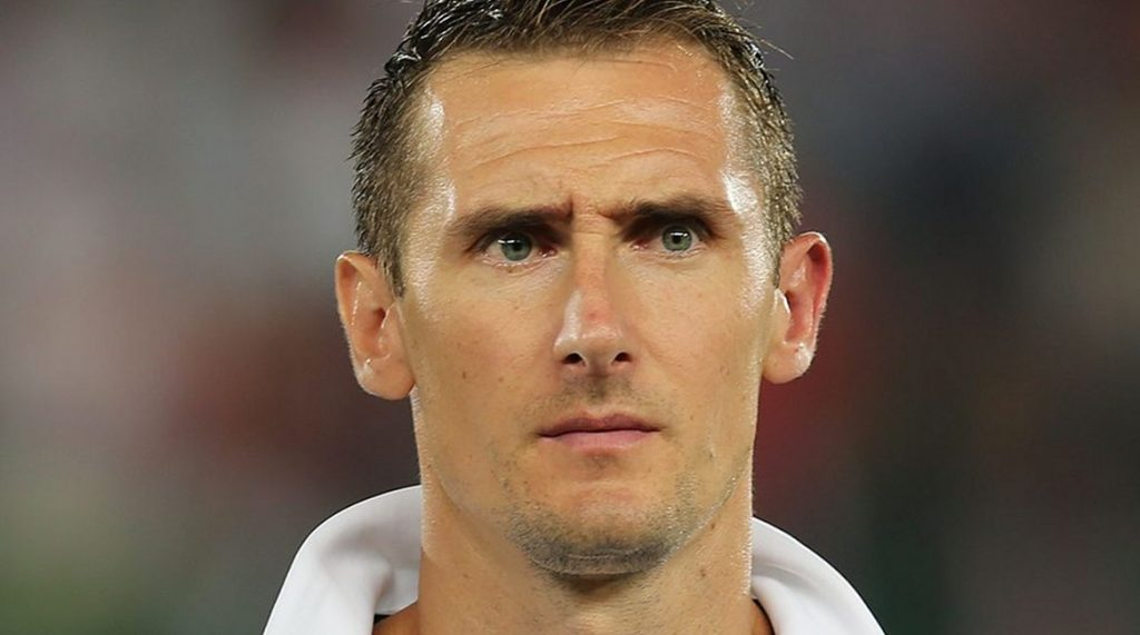 Portrait Miroslav Klose