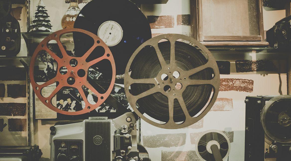 Bild einer Filmrolle
