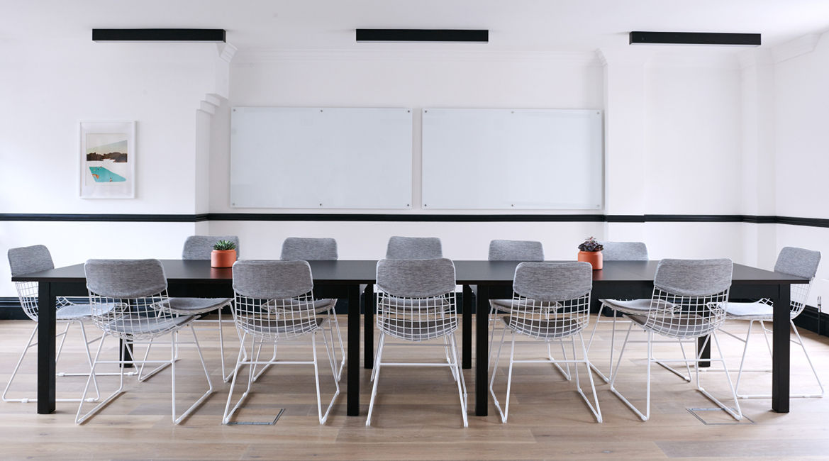 Bild eines Meeting-Raums