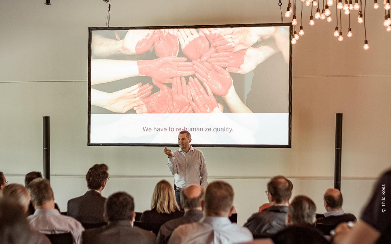Liveshot Keynote Lanxess Global Meeting | Markus Väth